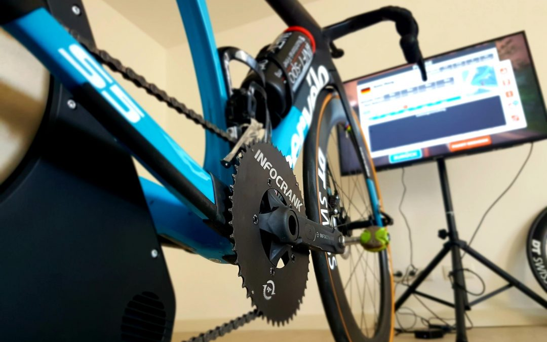 A Quick Isometric Exercise to Build Strength on the Bike