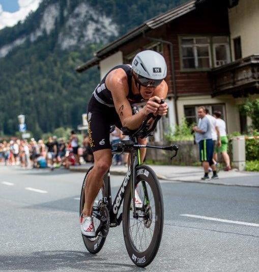 Swiss Triathlete Ruedi Wild officially partners with InfoCrank for power data