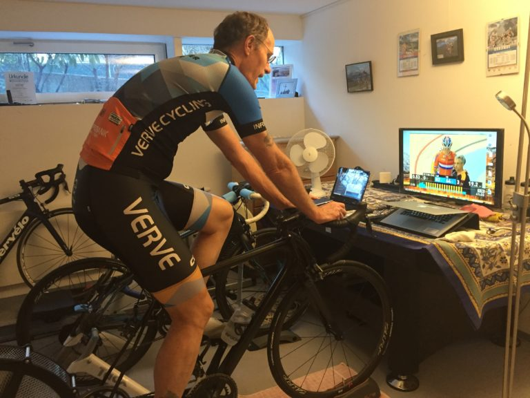 Training Indoors: An interview with Bryan Taylor