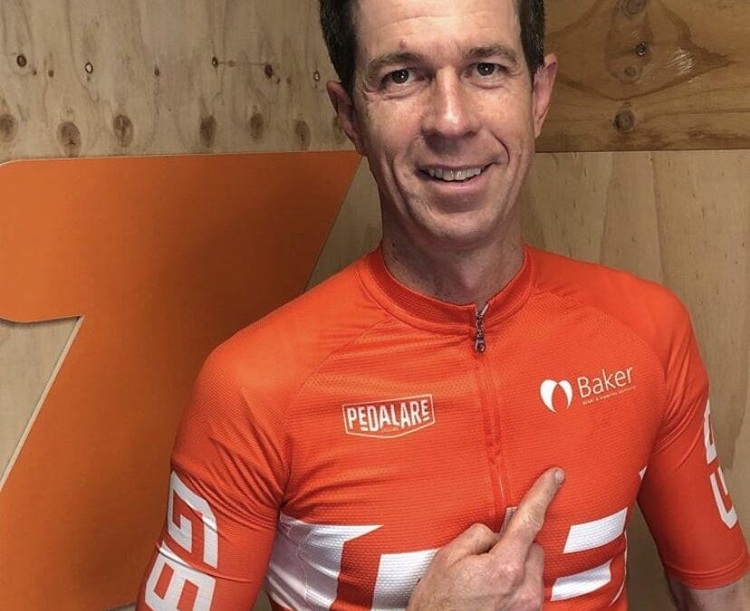 Join Matthew Keenan's Tour Training Challenge