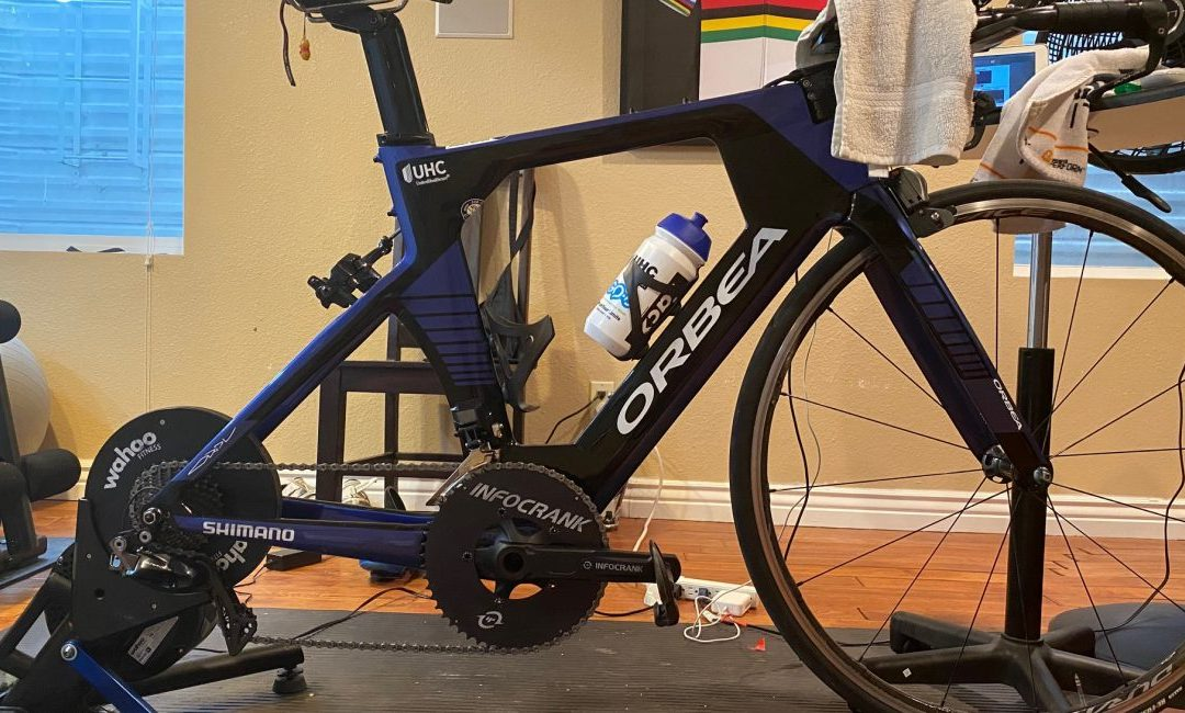 How to setup your bike for indoor training