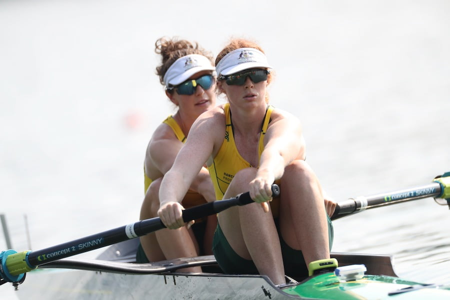 Annabelle McIntyre: Rowing and Riding in Lockdown 3