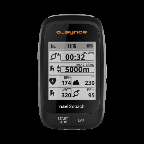 Navi2Coach GPS Bike Computer - keeping it simple 1
